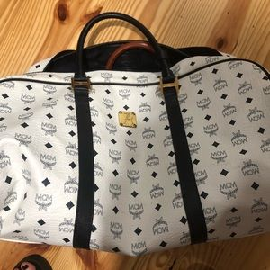 MCM luggage/duffel bag -